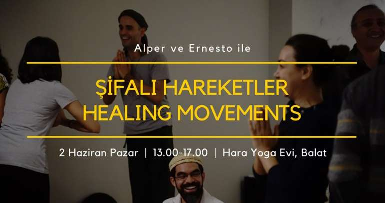 Healing movements with Alper and Ernesto